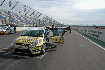 Ford Fiesta ST Cup 2005